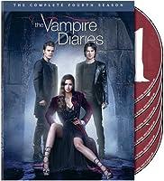 Vampire Diaries: Complete Fourth Season [DVD] [Import]