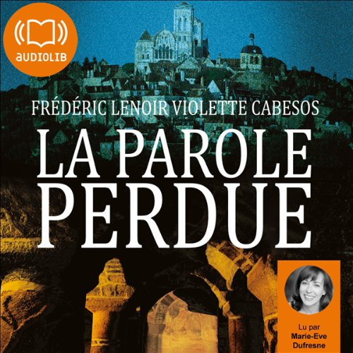 La parole perdue  audiobook cover art