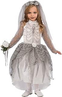 Forum Novelties Skeleton Bride Costume, Medium