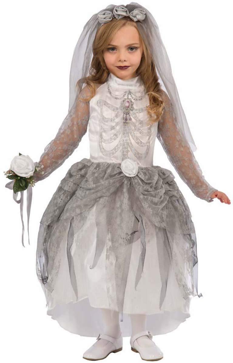 Forum Novelties Skeleton Bride Costume Small