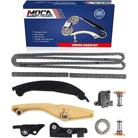 MOCA Timing Chain Kit for 2015-2017 Ford Expedition /& 2011-2017 Ford F-150 /& 2015-2017 Transit 150 250 350 /& 15-16 Lincoln Navigator 3.5L V6 DOHC