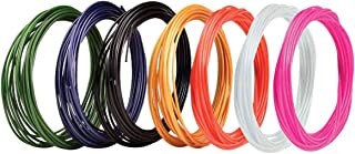 Filamento Para Caneta 3D, Cores Sortidas Ga159, Multilaser, GA159