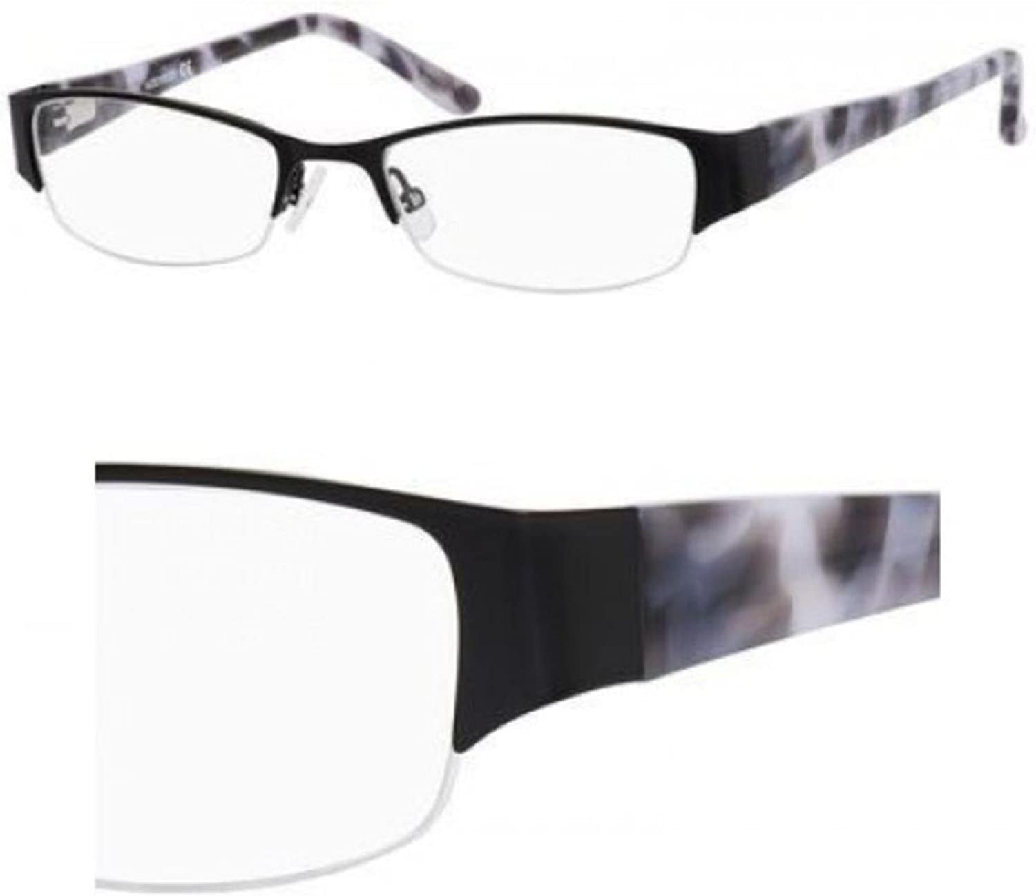 Adensco Carey 0003 Black Eyeglasses
