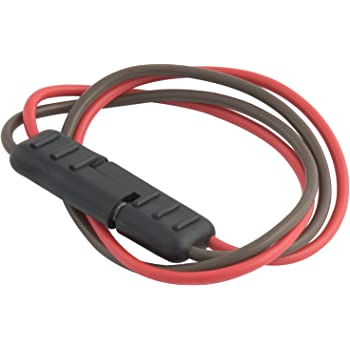 """Allstar Performance ALL76232 Universal Two Wire Connector with 12"""" Loop"""