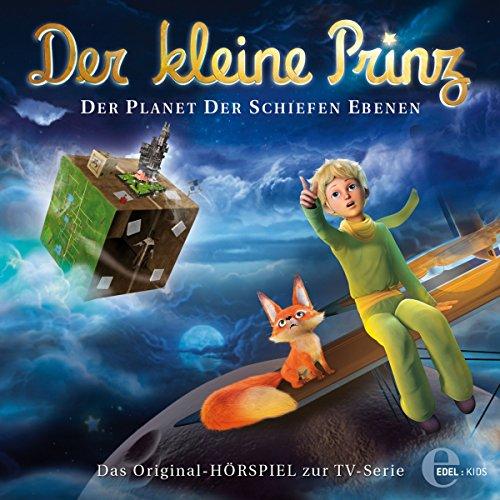 Der Planet der schiefen Ebenen. Das Original-Hörspiel zur TV-Serie Titelbild