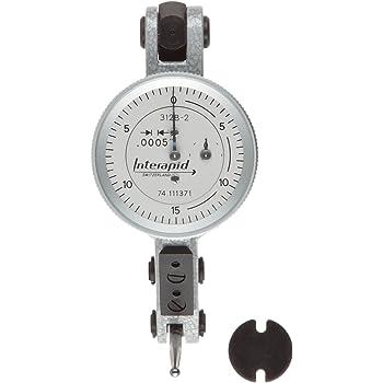 0.0005 x /±0.01 Standard Version 1.5 Dial 0.57 Styli Mahr Federal 4308985 801 SGE MarTest