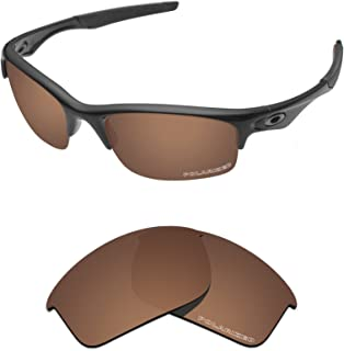 Tintart Performance Lenses Compatible with Oakley Bottle Rocket Polarized Etched