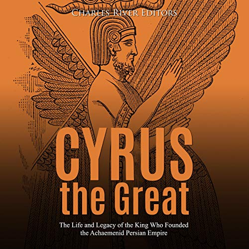 Couverture de Cyrus the Great