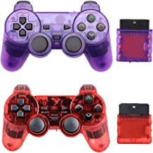 Wireless Controller for PS2 Playstation 2 Dual Shock(Pack...