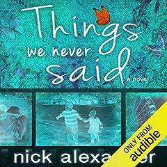 Things We Never Said