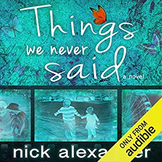 Things We Never Said                   De :                                                                                                                                 Nick Alexander                               Lu par :                                                                                                                                 Imogen Church                      Durée : 11 h et 3 min     Pas de notations     Global 0,0