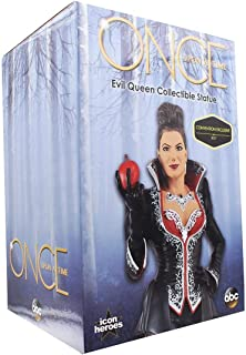 Icon Heroes SDCC 2017 Once Upon a Time: Evil Queen Regina Deluxe Statue