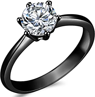 Best all black engagement rings Reviews