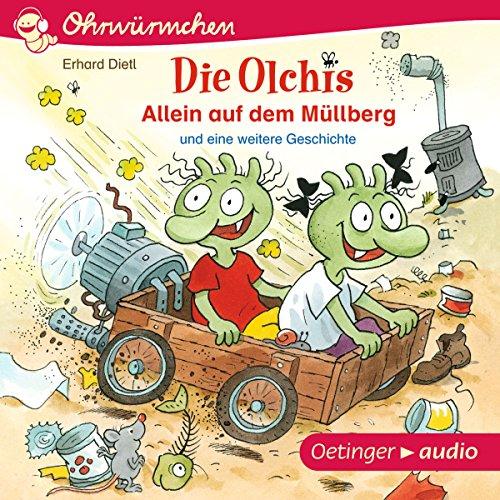 Allein auf dem Müllberg und eine weitere Geschichte cover art