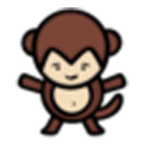 Monkey Stain