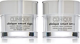Clinique Smart Day and Night Moisturizer Set for Women - 2 Pc Set, 2 count