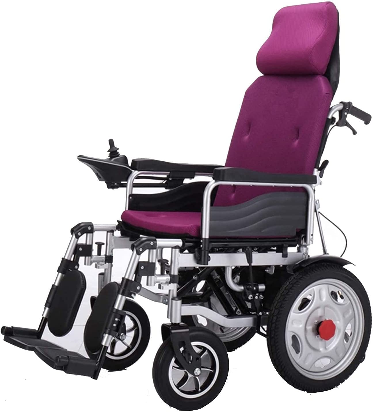 low-pricing Electric Wheelchair Intelligent Automatic High-Back 35% OFF Reclining Sc