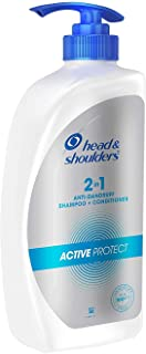 Head and Shoulders 2-in-1 Active Protect Anti Dandruff Shampoo + Conditioner, 650ml