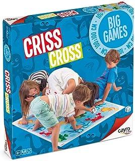 Cayro - Criss Cross - Juego de expresión Corporal - Juego