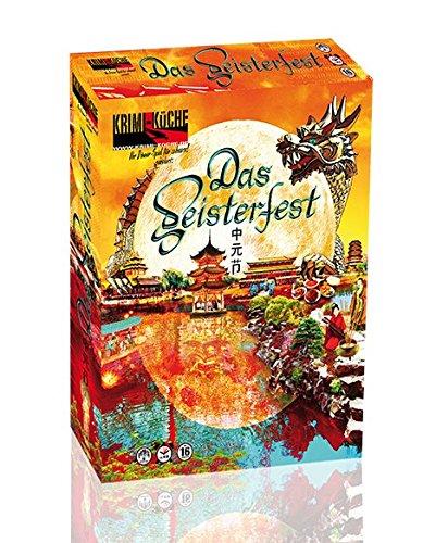 Das Geisterfest (Krimi-Spiel)