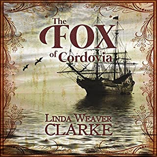 The Fox of Cordovia audiobook cover art