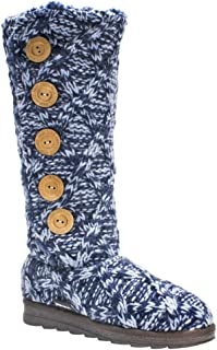 Women's Malena Lattic Sweater Boot