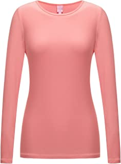 Yoga Gym Dryfit Long Sleeve Shirts for Women (Thumb Holes/we Have Plus Sizes)