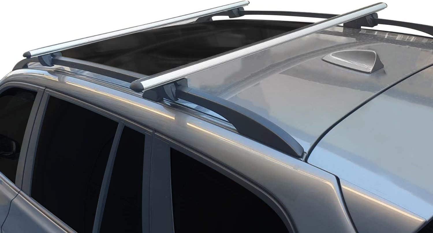 REAR Tuning Cross Bar Baltimore Mall Compatible 2009-2018 Roo Toyota Verso for Challenge the lowest price