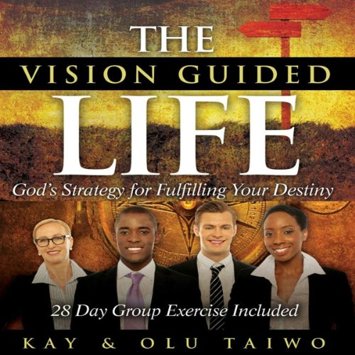 The Vision Guided Life  By  cover art