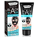 Charcoal Face Mask, Peel off Mask, Blackhead Mask, Black Mask, Blackhead Removal Mask, Charcoal Face Mask, Deep Cleaning Face Nose Activated Exfoliator Mask