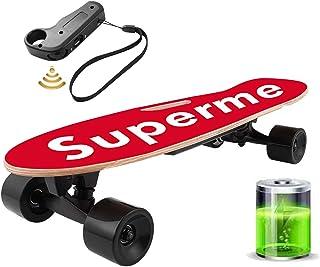 Skateboard elettrico intelligente Longboard Skatebolt Adatto per bambini per adulti, con Wireless Bluetooth Remote Control...
