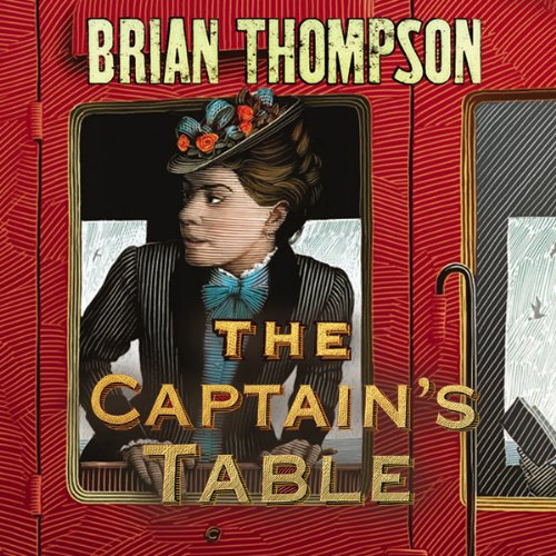 The Captain's Table audiobook cover art