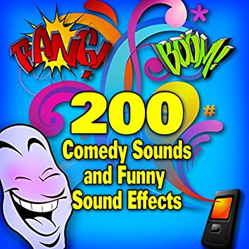 200 Comedy Songs and Funny Sound Effects