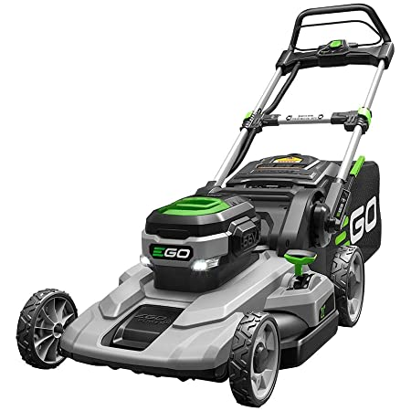 EGO Power+ LM2100 21-Inch 56-Volt Lithium-ion Cordless Lawn Mower Battery & Charger Not Included Not self-propelled