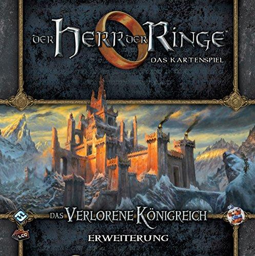 Fantasy Flight Games FFGD2631 Herr der Ringe: LCG-Das verlorene Königreich Kartenspiel