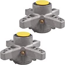 8TEN Deck Spindle Assembly for MTD Cub Cadet 2135 2150 2146 2166 GT2542 918-04426 618-04426 38-42 Inch Decks 2 Pack