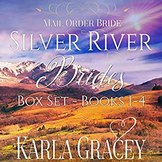 Mail Order Bride Box Set     Silver River Brides              By:                                                                                                                                 Karla Gracey                               Narrated by:                                                                                                                                 Alan Taylor                      Length: 5 hrs and 58 mins     15 ratings     Overall 4.5