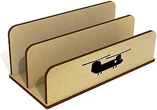 Azeeda 'Hélicoptère Chinook' Lettre Titulaire / Organisateur (LH00043805)
