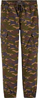 OshKosh B'Gosh Boys Camo Pull-On Cargo Pants Size 3T
