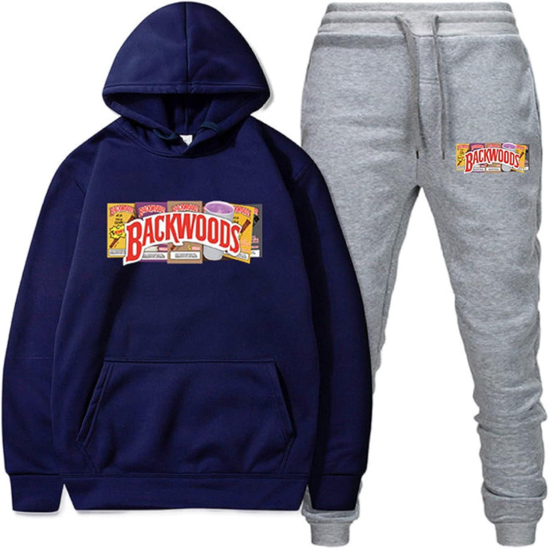 Weekly update BackwoodsMen's and 35% OFF Women's Hoodie Fashion Set Sweatshirt Letter