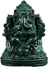 ZGPTX Like The Nose God Like The Head of The God of Wealth Imitation Jade Elephant God Pose Piece Ride Like Nose God India