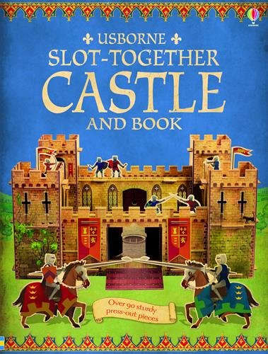Slot-toghether castle