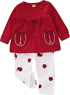Baby Girl Clothes Short Sleeve Ruffle Romper Suspender Floral Skirt Outfit Set with Headband