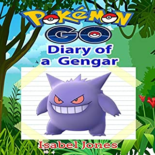 Pokemon Go: Diary of a Gengar cover art