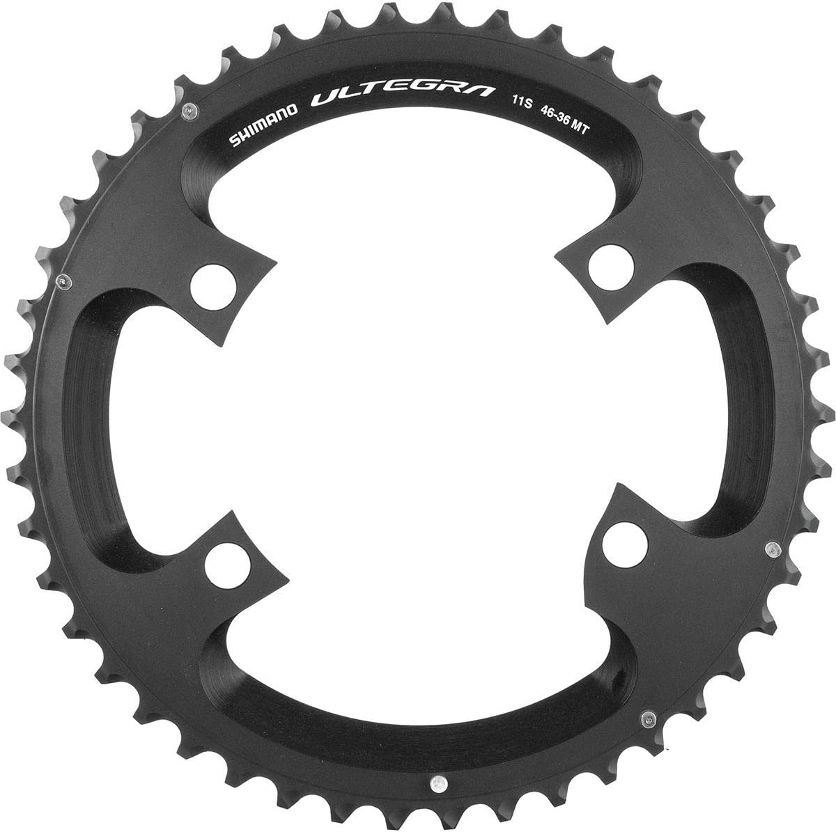 SHIMANO Unisexs FCR8000C04 Bike Parts Standard One