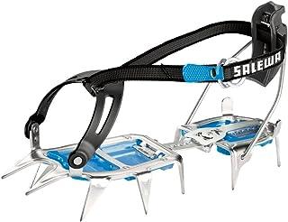 Salewa Alpinist Combi Ramponi, Unisex adulto, Steel/Blue, Taglia Unica