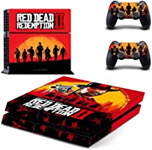 red dead redemption 2 ps4 skin
