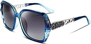 نظارات شمسية كلاسيكية مستقطبة بإطار لامع من فيسيدي، طراز B2289