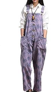 grande vente e62cd 97dbd Amazon.fr : Violet - Salopettes / Femme : Vêtements