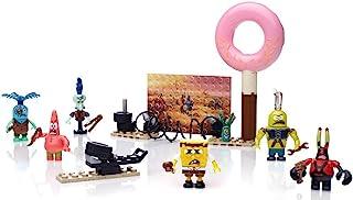 Bob Esponja - Set Personajes de la película (Mattel CND26)